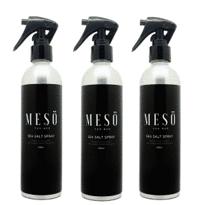 Sea Salt Spray x 3 pack Combo