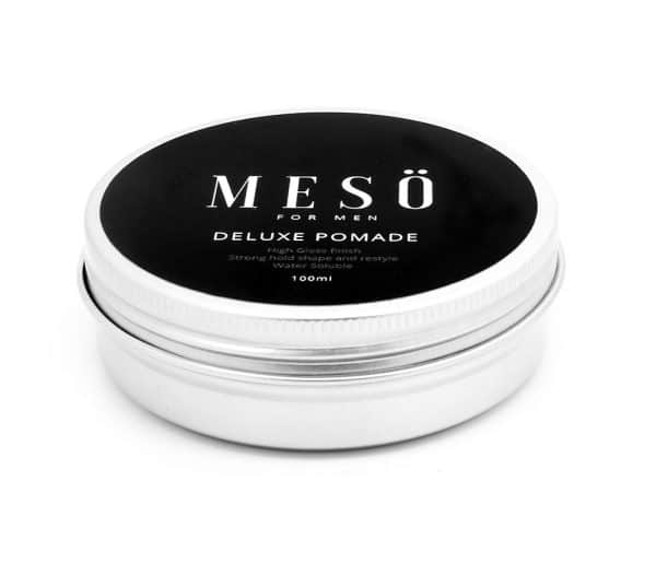 Deluxe-Pomade Strong Hold for men 100 ml