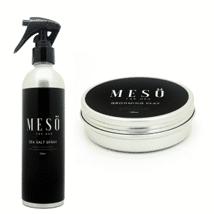 1 x Sea Salt Spray 250 ml 1 x Grooming Clay 100ml