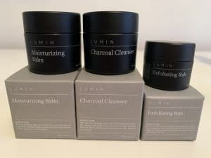 Lumin Skin Care review
