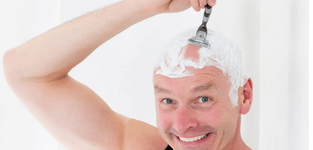 manscaping your head