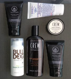 Free men's products