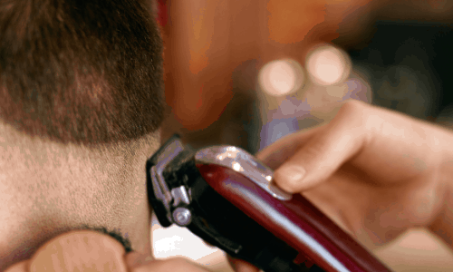 using hair clippers at home
